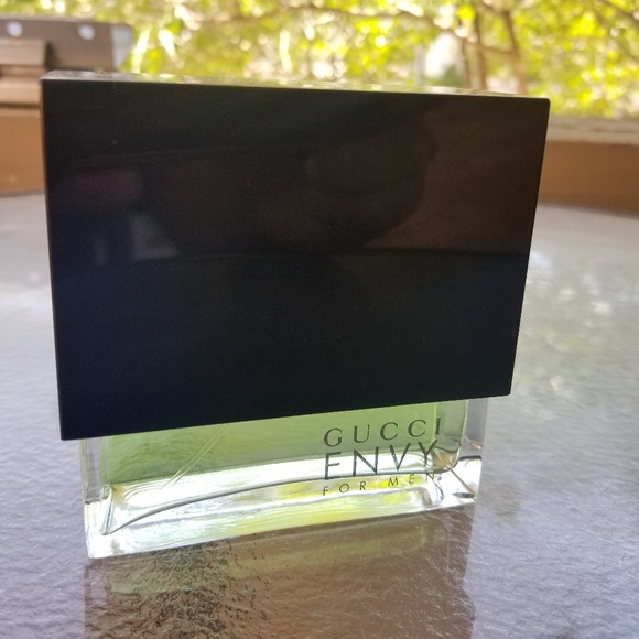 344745acad2f Gucci Other - Gucci Envy 3.4 oz EDT Mens Cologne DISCONTINUED